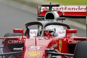 F1: un système de protection du cockpit sera adopté en 2018