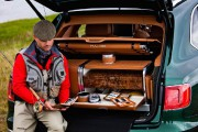 Bentley Bentayga Fly Fishing Edition : pêche de luxe en Islande