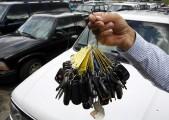 Vols d'autos: faille de sécurité sur 100 millions de véhicules dans le monde