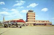 L'aéroport a 75 ans