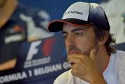 GP de Belgique: 35 places de pénalité pour Alonso