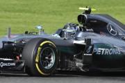 GP de Belgique: Nico Rosberg encore en pole position