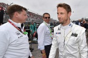 Jenson Button n'écarte pas l'idée de quitter la Formule1