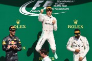 Nico Rosberg remporte le GP de Belgique