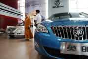 GM : bon temps pour vendre des machines en Chine