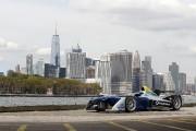 Formula E NYC Auto Racing