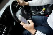 Opération policière contre l'usage du cellulaire au volant