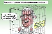 Caricatures de Jean Isabelle (septembre)