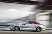 Mercedes Classe S Cabriolet:Pour étirer l'été