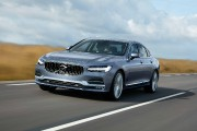 Volvo S90 : l'option scandinave