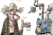 Le mois d'octobre en caricatures