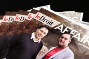 Lancement du magazine Le Droit Affaires
