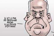 Les caricatures de Bado, octobre 2016