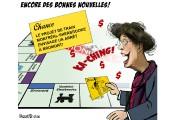 L'actualité vue par Serge Paquette
