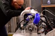 Petit, simple, super sobre: un Israélien réinvente le moteur à combustion