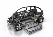BMW i3 : La vraie nouveauté setrouve sous le plancher
