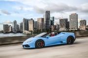 Banc d'essai Lamborghini Huracan : quel frisson...
