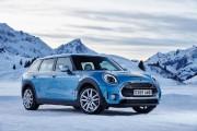 Première neige, ou comment rouler 4X4 sans se ruiner:Mini Clubman