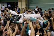 Nico Rosberg sacré champion du monde