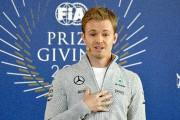 Nico Rosberg annonce sa retraite