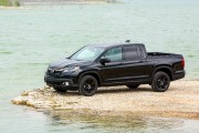 Honda Ridgeline: l'anti-camionnette