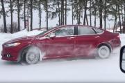 Spécial Neige - les berlines 4X4 qui résistent encore aux VUS : Ford Fusion