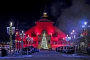 La région d'Ottawa-Gatineau s'est parée de centaines de milliers de...