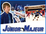 Junior à la Une