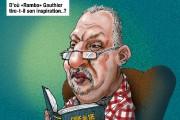 Caricatures de Jean Isabelle (janvier)