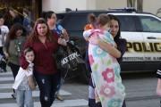 APTOPIX Shooting San Antonio Mall