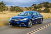 Essai routier Honda Accord hybride 2017: la version la plus pertinente?
