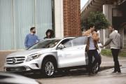 L'entreprise car2go fournit des Mercedes CLA et GLA