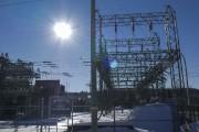 petite centrale électrique sur le BLV St-François (poste St-Fr