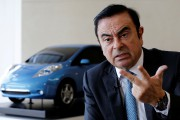 NISSAN-MOVES/CEO