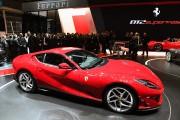 Salon de Genève - Ferrari 812 Superfast : Montréal-Québec en trois quarts d'heure