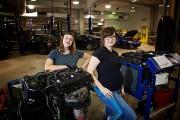 Portraits de pionnières : démocratiser la mécanique automobile