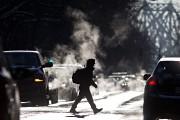 Froid extrême au Québec jusqu'à lundi