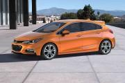 Spécial Citadines - Chevrolet Cruze : plus qu'une honnête petite voiture