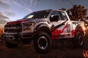 Un film 360 degrés sur le F-150 Raptor au Baja 1000