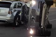 Uber immobilise ses voitures autonomes après un accident