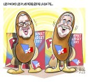 Les caricatures du jour