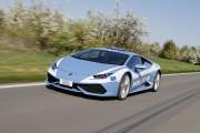 Lamborghini livre une Huracán à la police italienne