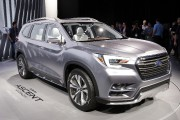 Subaru revient chez les multisegments intermédiaires