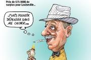 Caricatures de Jean Isabelle (avril)