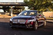 Banc d'essai Lincoln Continental: retour aux sources