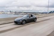 La Mazda MX-5 Miata: seule en piste