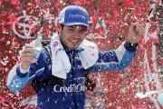 Série Xfinity: Kyle Larson remporte de façon dramatique l'épreuve de Richmond