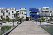 The Confluence District in Lyon,