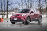 Banc d'essai - Toyota C-HR : un petit coup de jeune