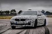 BMW présente sa nouvelle M5